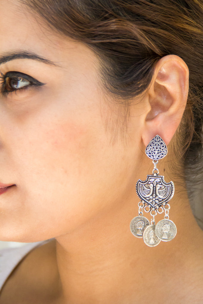 Classic Victorian Earrings