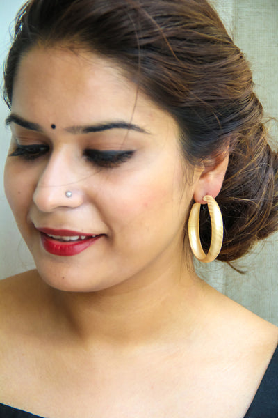 Suave Contemporary Earrings