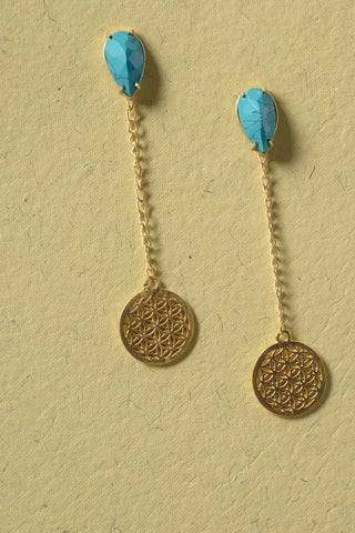 Fara Luxe Earrings