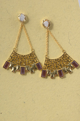 Flavia Luxe Earrings