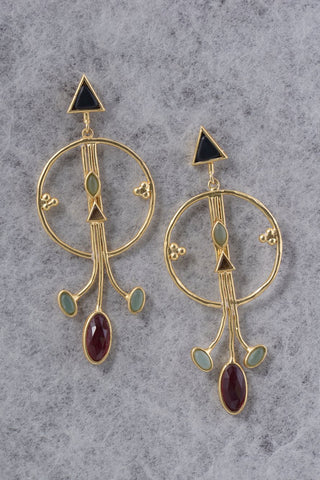 Satira Niche Earrings