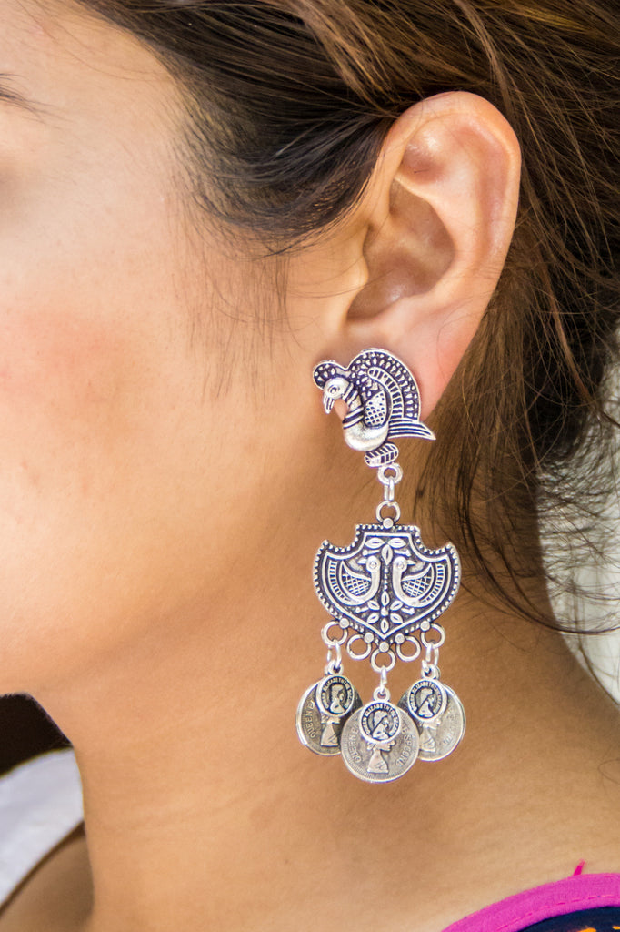 Mor Victorian Earrings