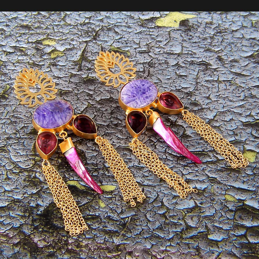 Ramaki Earrings