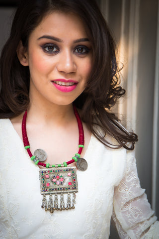 Nada Afghani Necklace