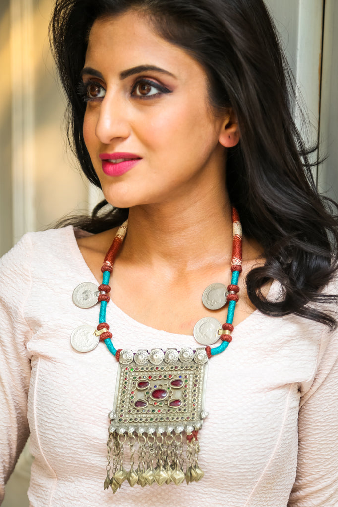 Jem Afghani Necklace
