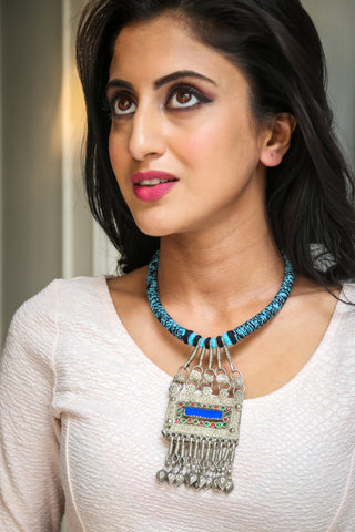 Halum Afghani Necklace