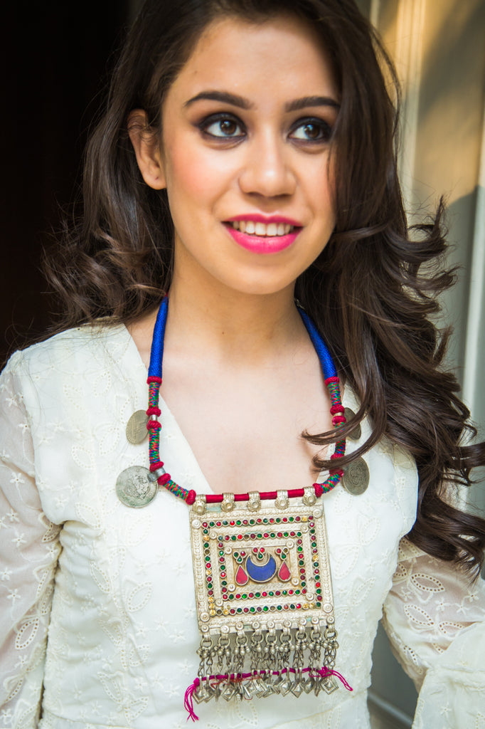Gunul Afghani Necklace