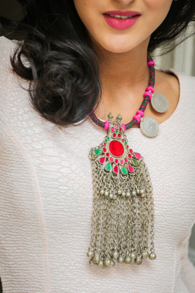 Reem Afghani Necklace