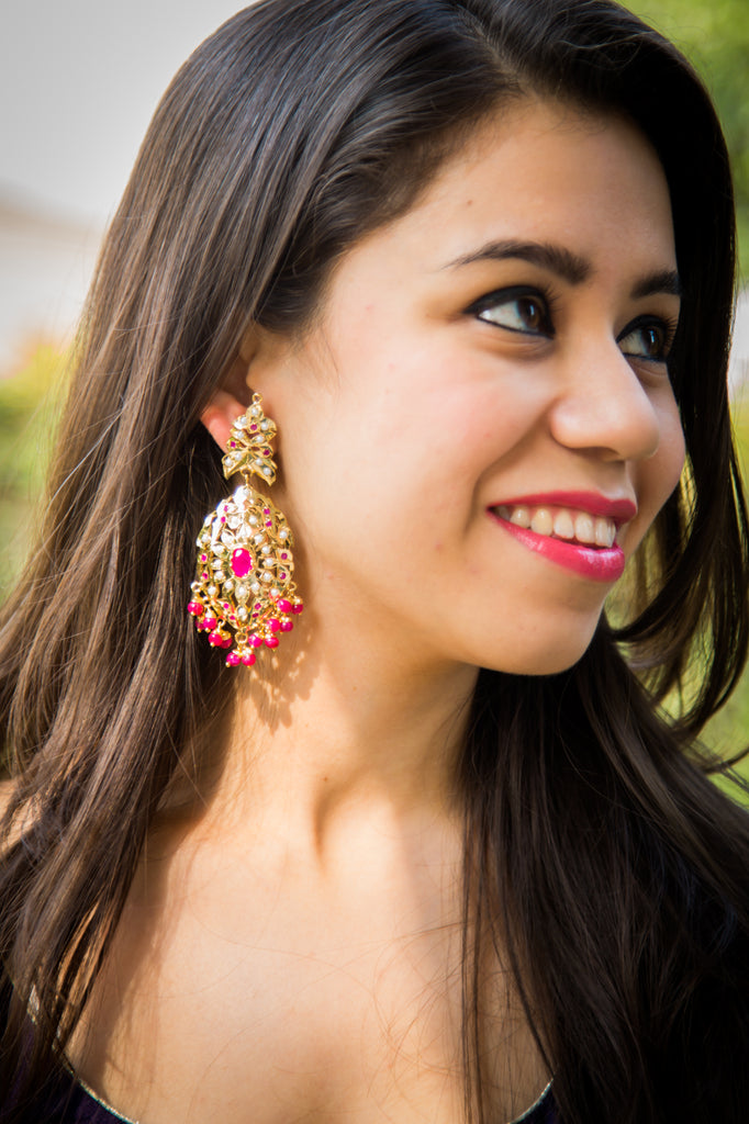 Anaisha Jadau Earrings