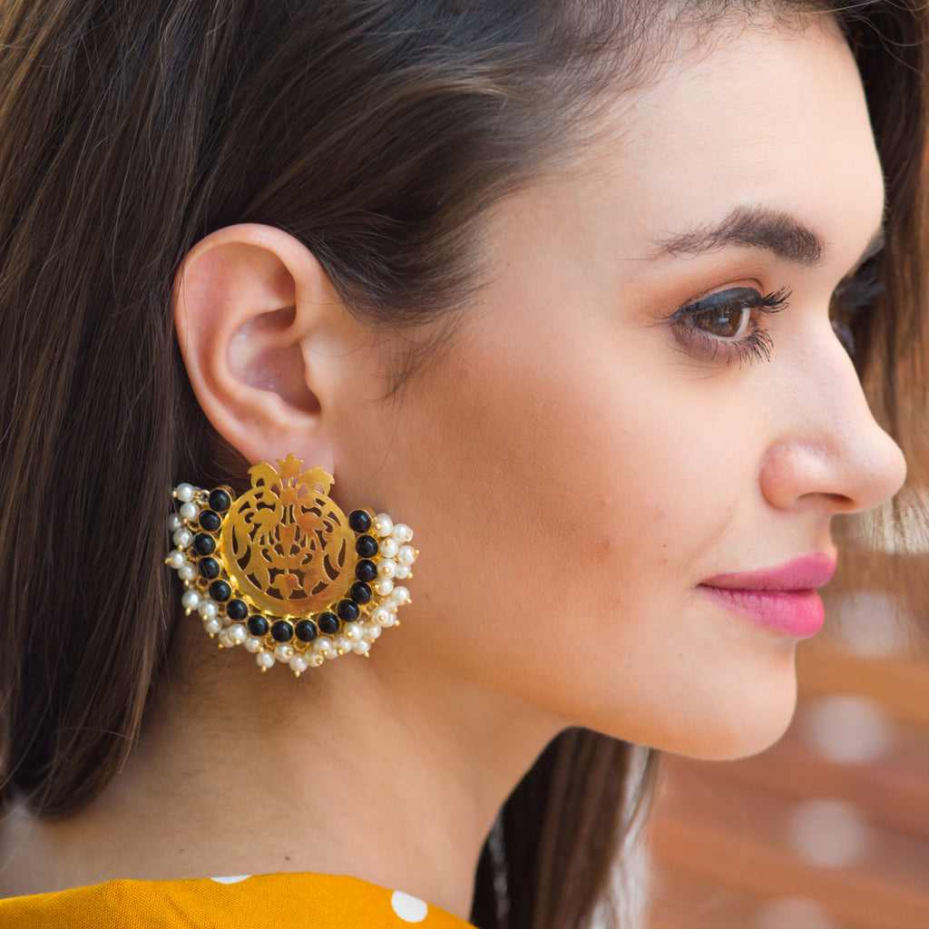 Sarmatia chic earrings