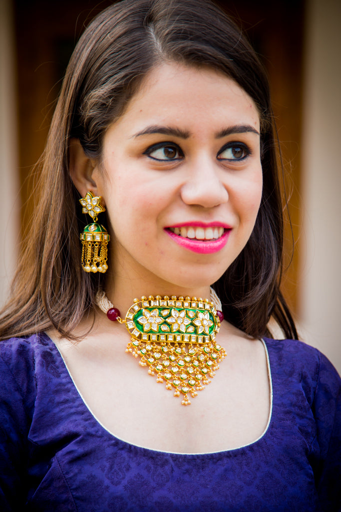 Maharanisaa Necklace Set