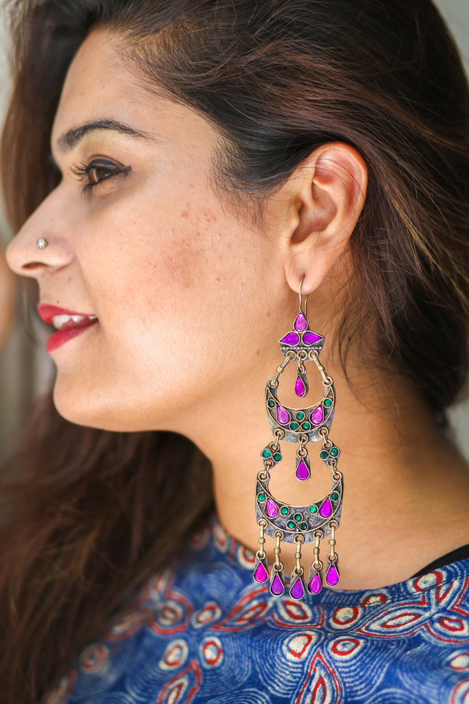 Sumayah Earrings