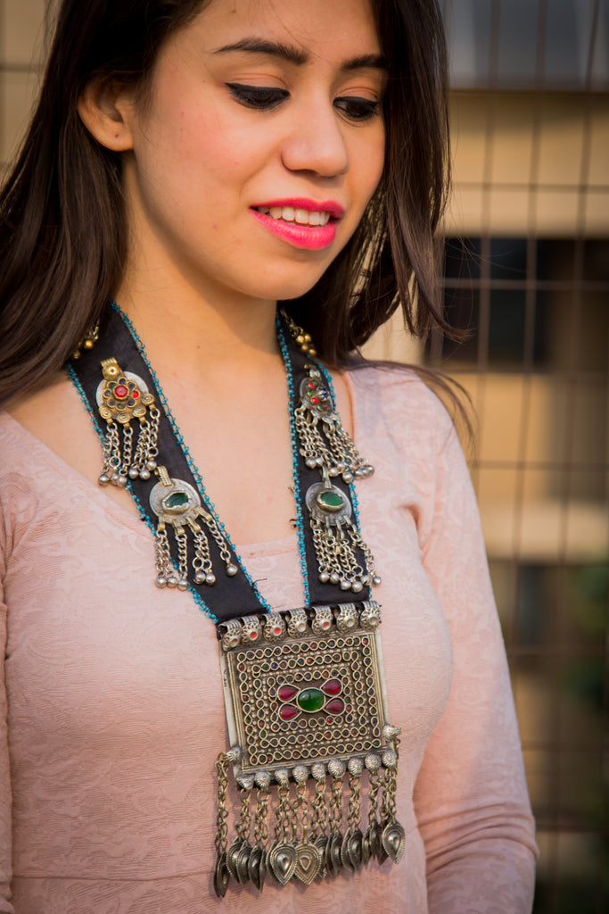 Ranya Afghani Necklace