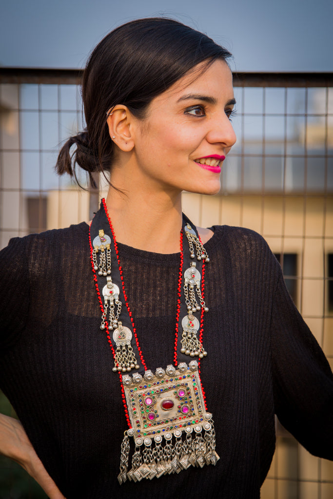 Myriam Afghani Necklace