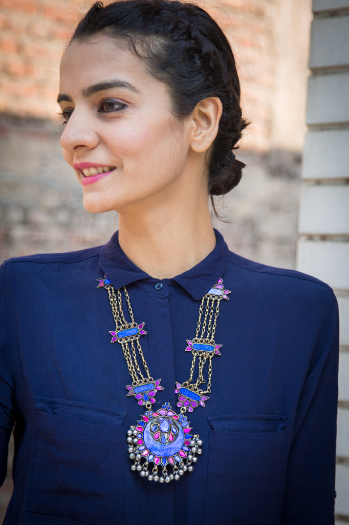 Apolline Afghani Necklace