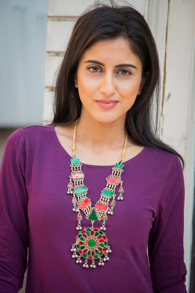 Muzanni Afghani Necklace