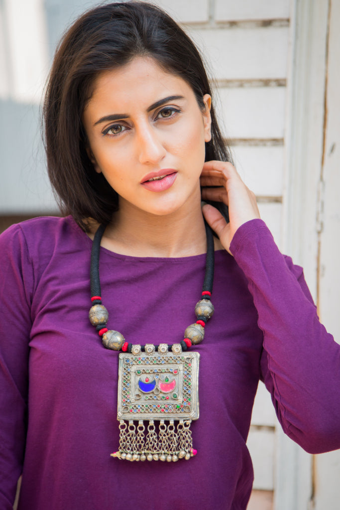Jaleel Afghani Necklace