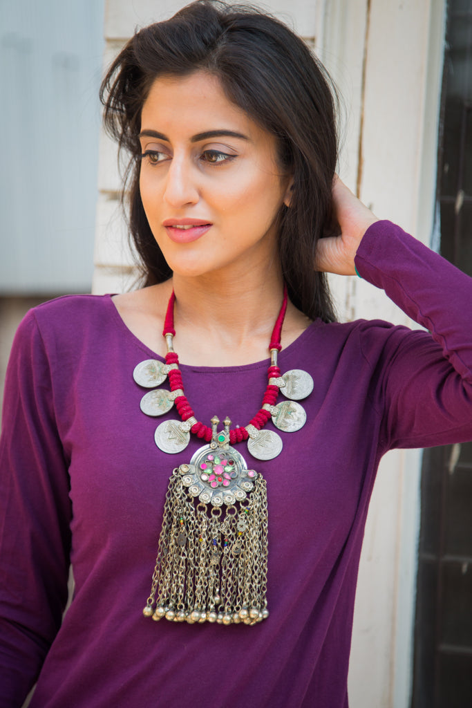 Abed Afghani Necklace
