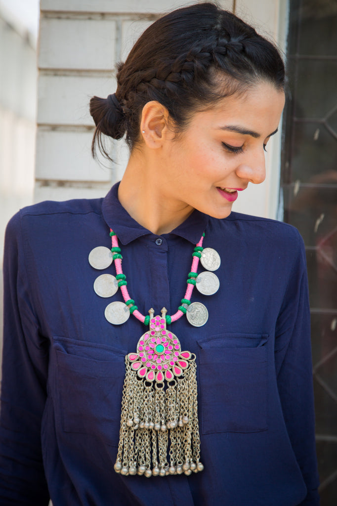 Armineh Afghani Necklace