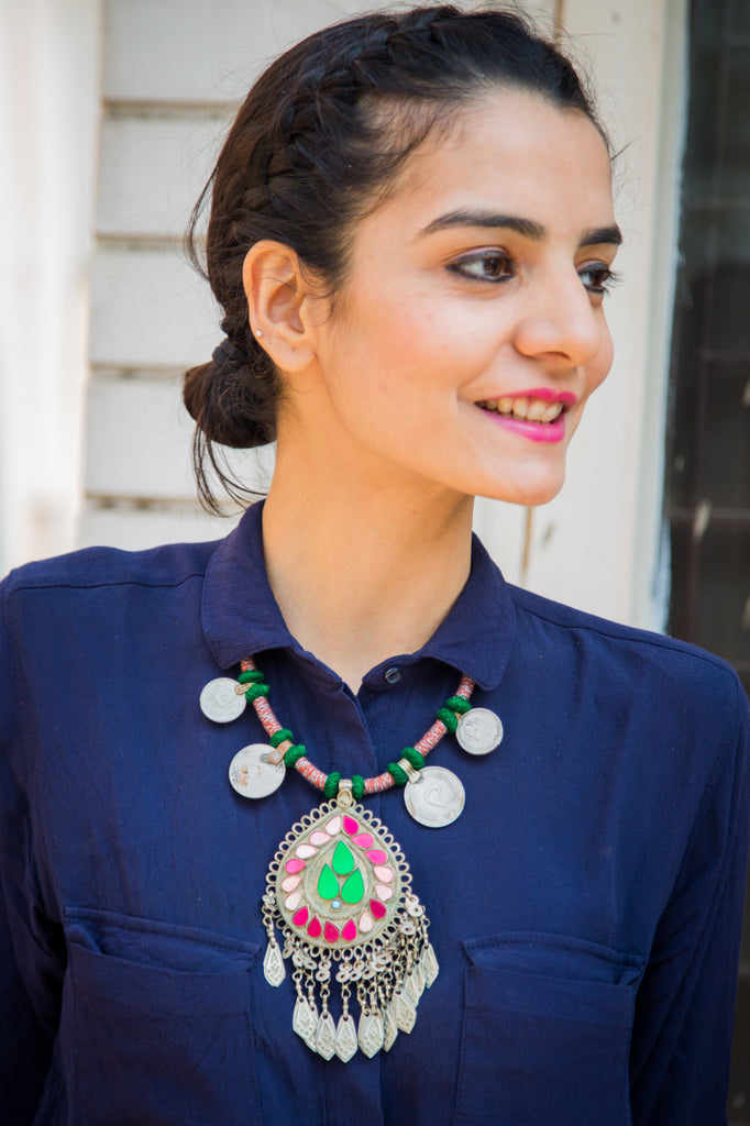 Afsoon Afghani Necklace