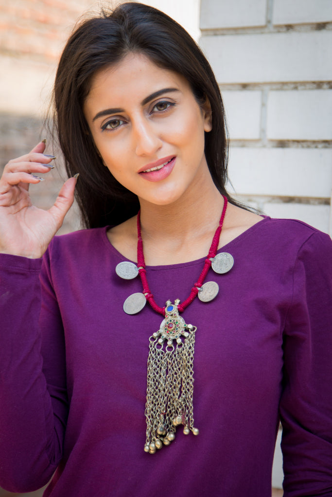 Anousheh Afghani Necklace