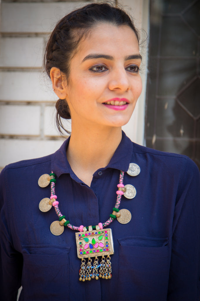 Asmaan Afghani Necklace