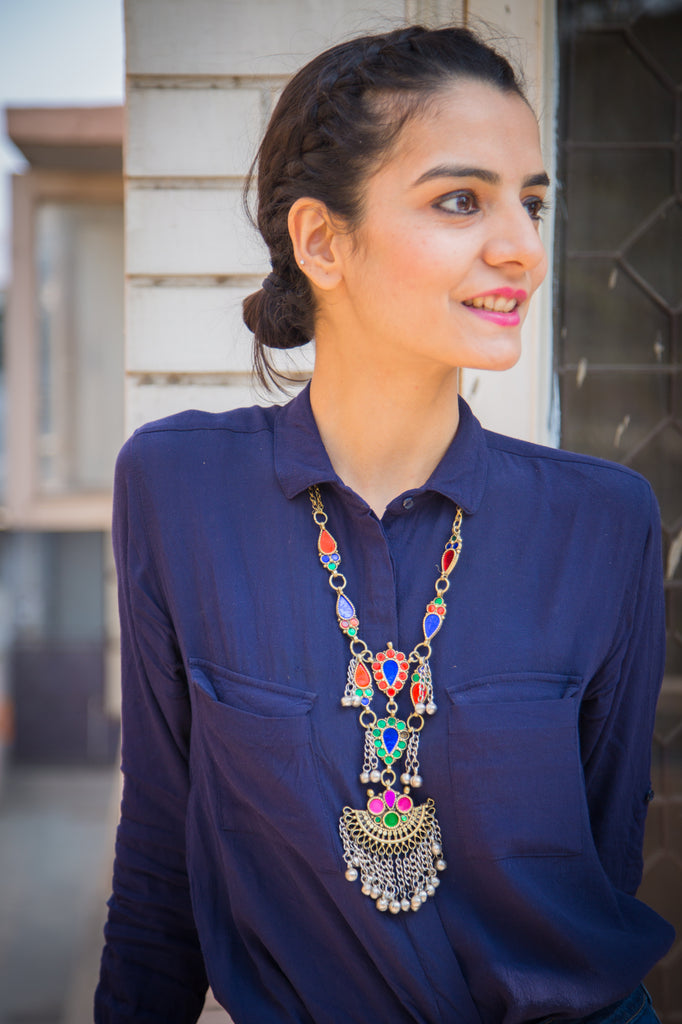 Azzami Afghani Necklace