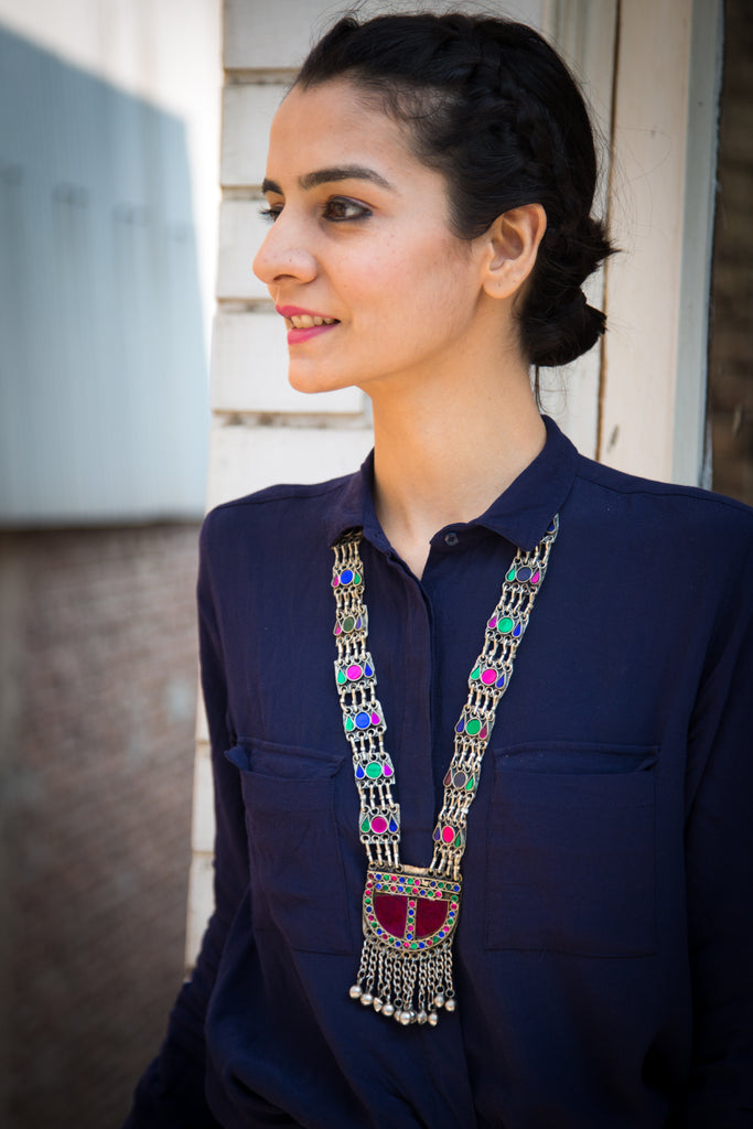 Chaghama Afghani Necklace