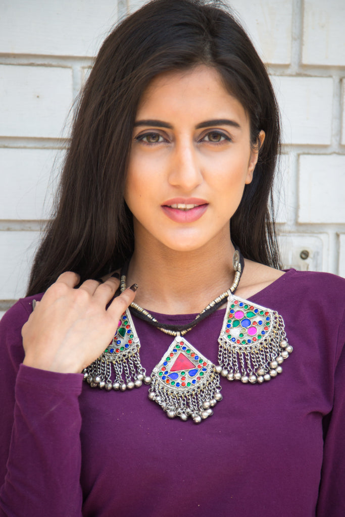 Emma Dil Afghani Necklace