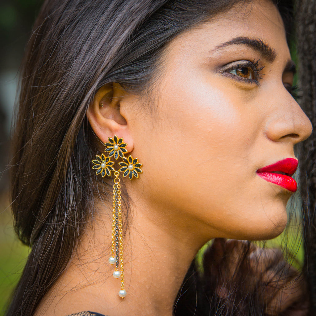 Petrine Glitz Earrings