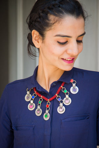 Burzin Afghani Necklace