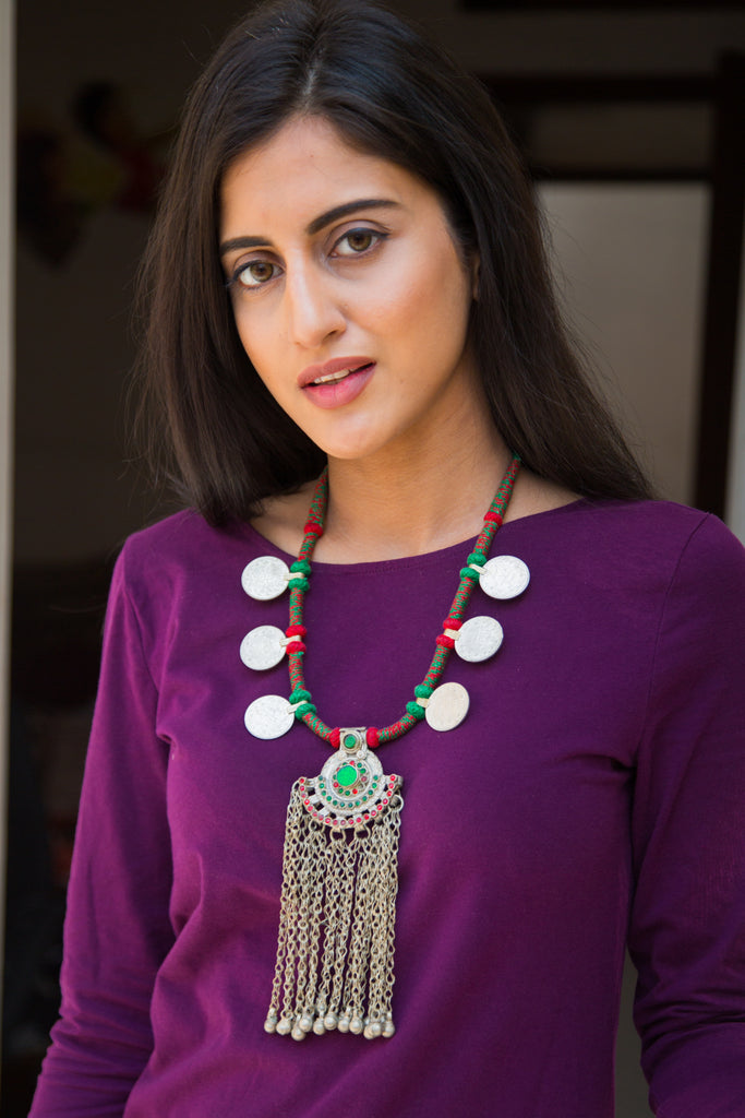 Isaad Afghani Necklace