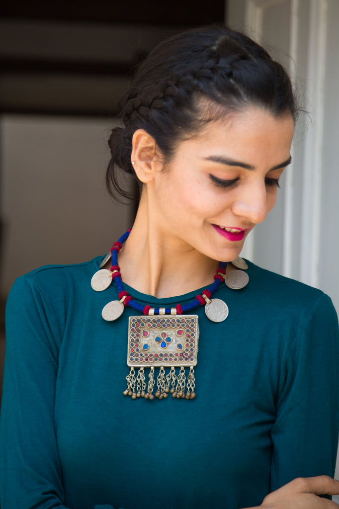 Kaameh Afghani Necklace