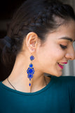Mahwash Afghani Earrings