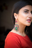 Mateen Afghani Earrings
