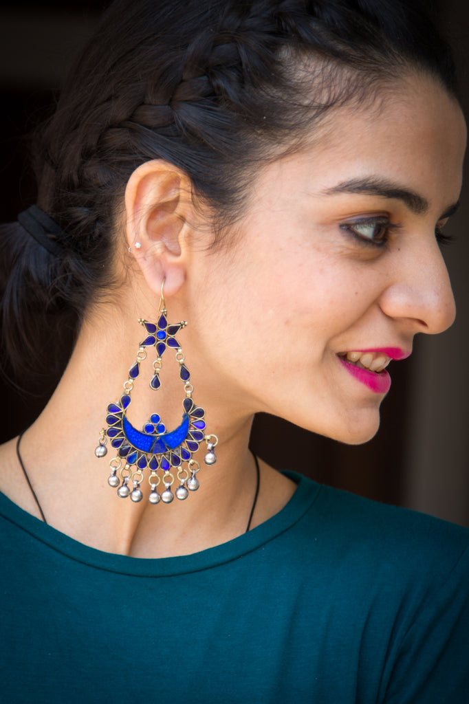 Mehrang Afghani Earrings