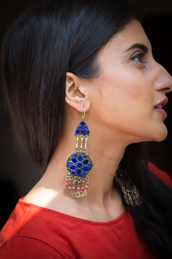 Mojdeh Afghani Earrings