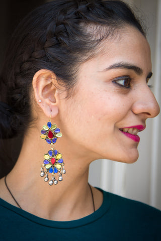 Morsal Afghani Earrings
