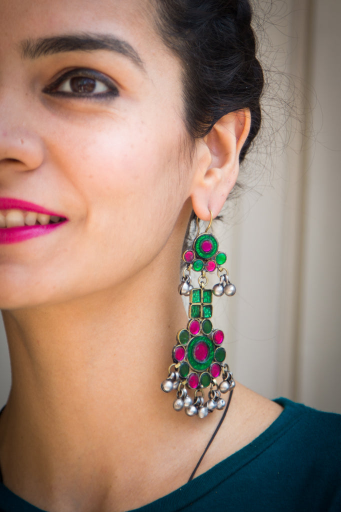 Mursalin Afghani Earrings