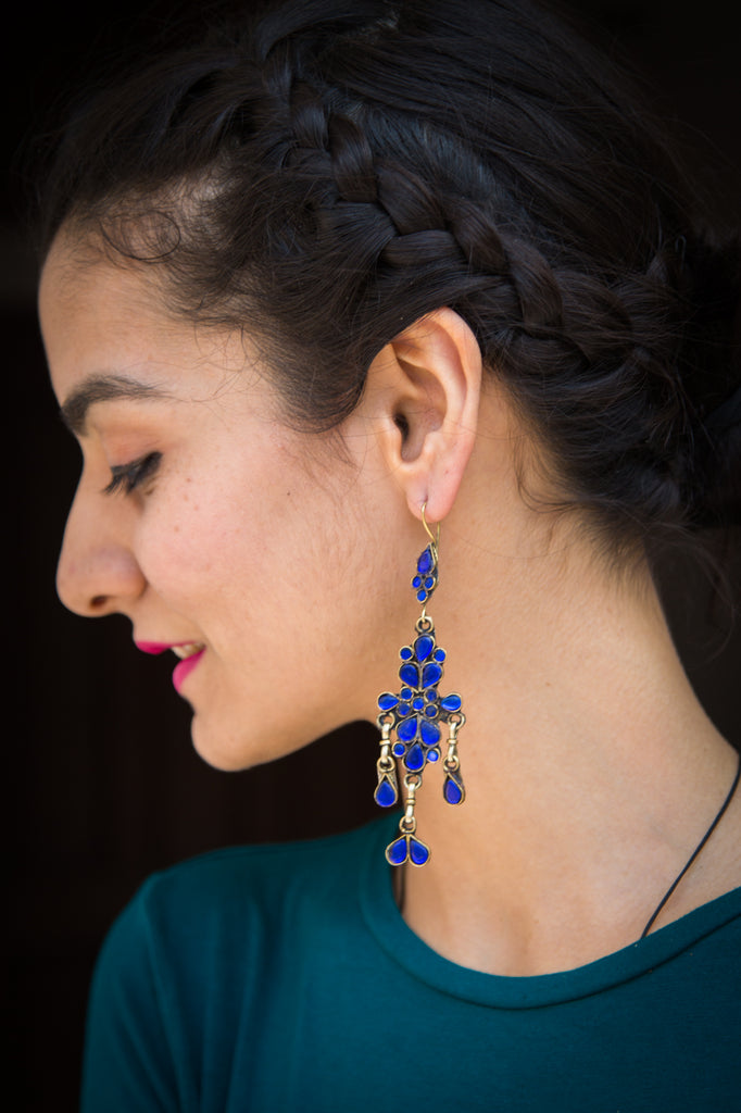 Nahal Afghani Earrings
