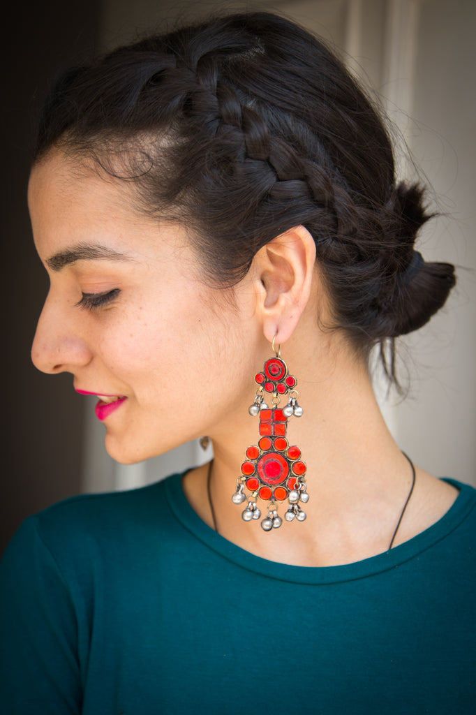 Parigul Afghani Earrings