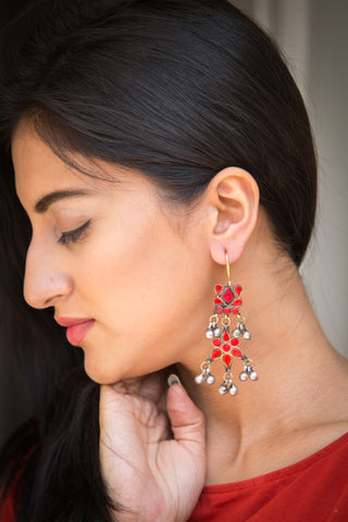 Poya Afghani Earrings