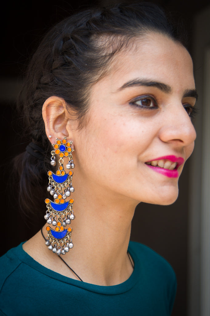 Nusayba Earrings