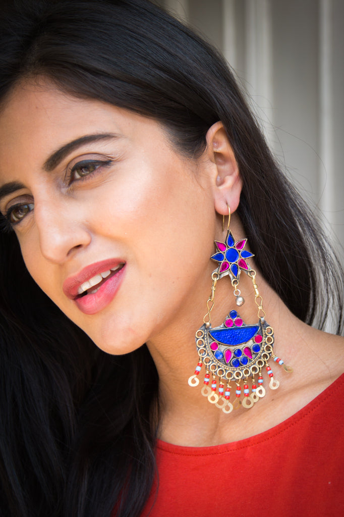 Shadleen Afghani Earrings