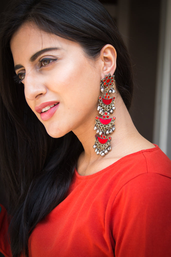 Faatima Earrings