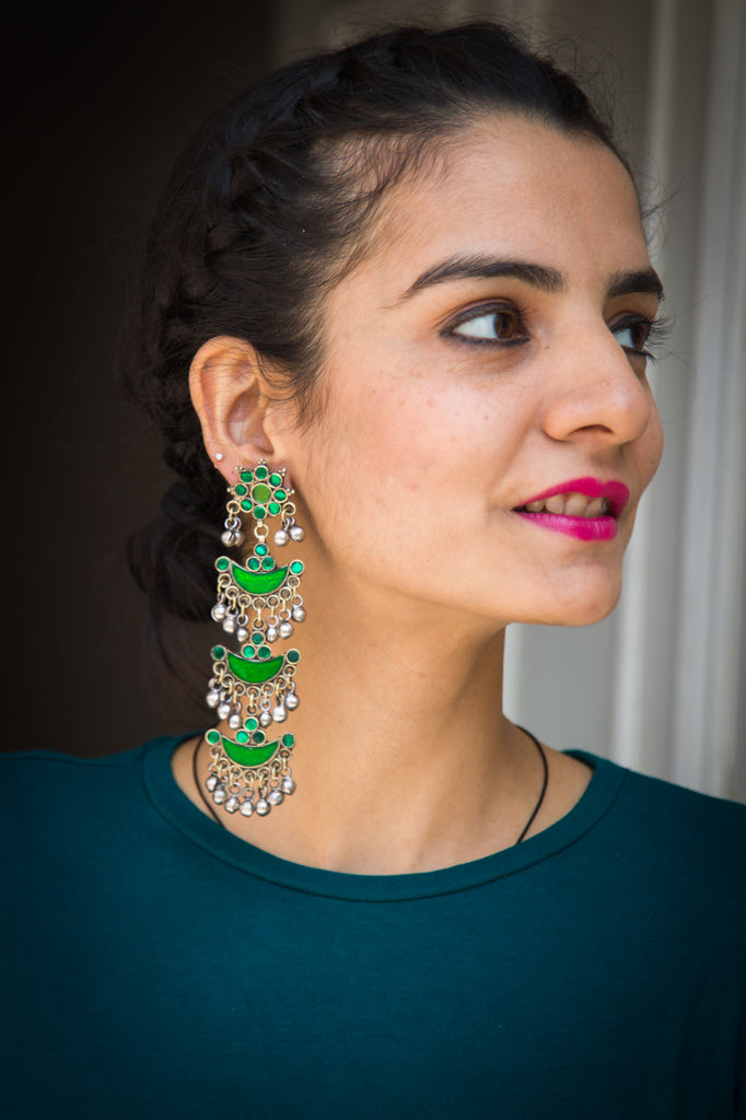 Saalimaa Earrings