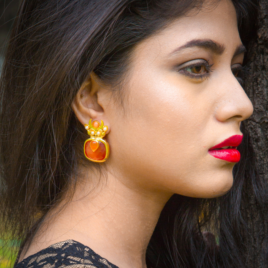 Abmel Glitz Earrings