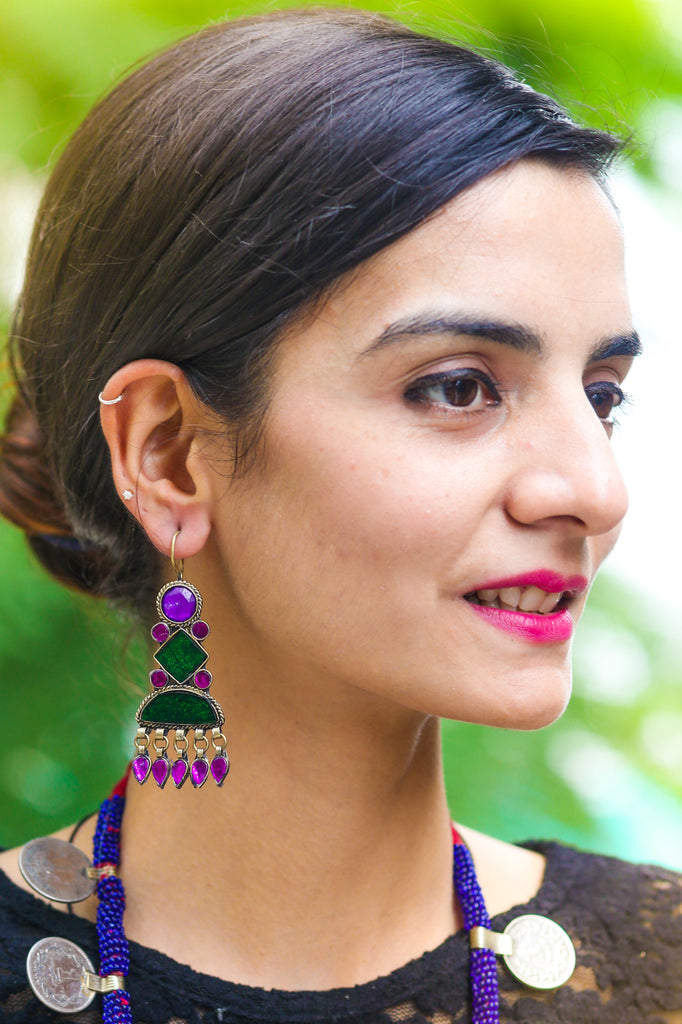 Kawkab Earrings