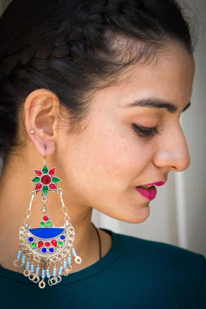 Shaherzad Afghani Earrings