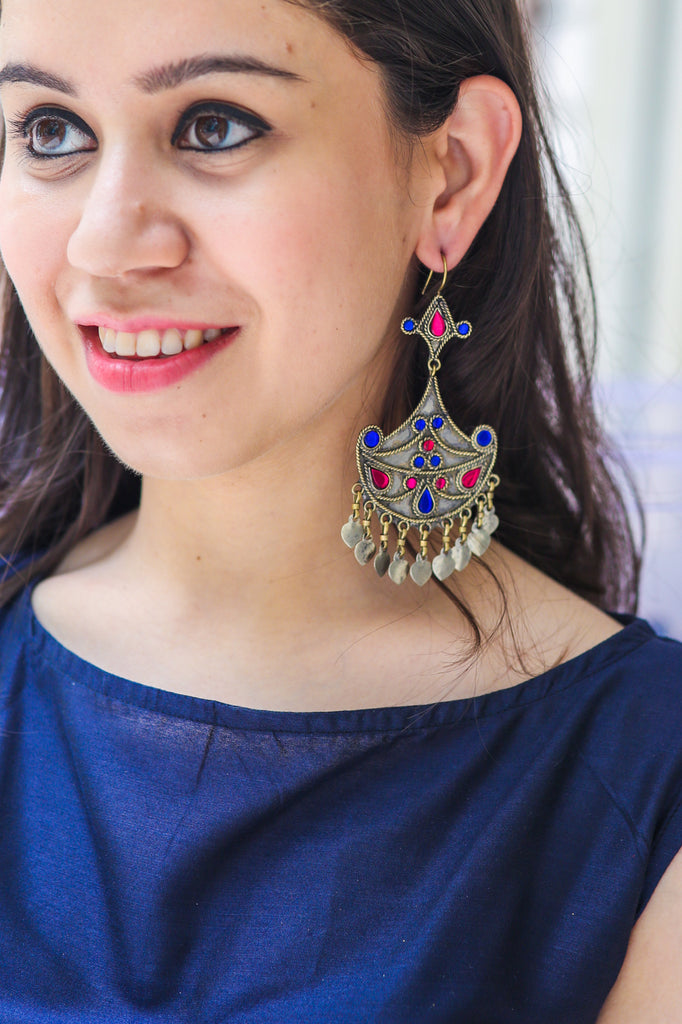 Khulood Earrings